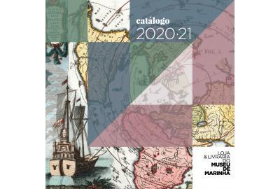 Catálogo Loja & Livraria do Museu de Marinha 2020-21