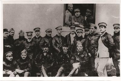 Criação do Serviço e Escola de Aviação da Armada durante a grande guerra