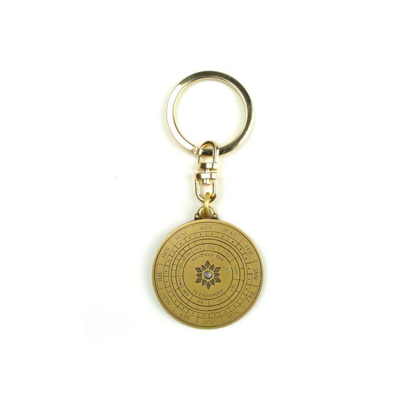 Porta-chaves Roda de D. Duarte