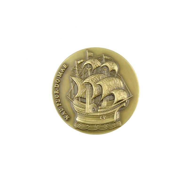 Medalha Nau Flor do Mar
