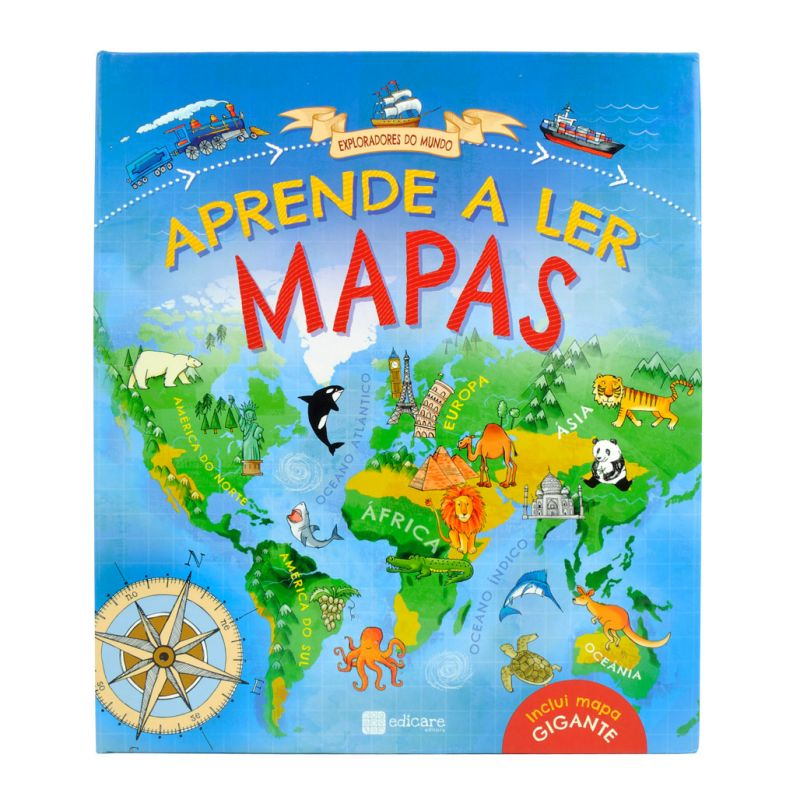 Aprende a Ler Mapas