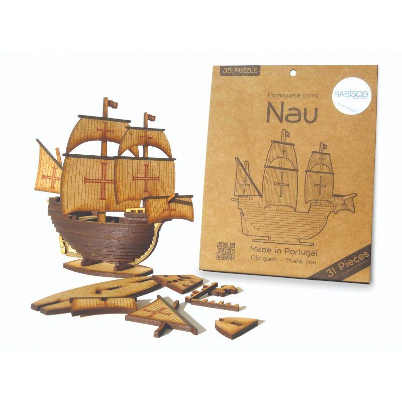 Nau - Puzzle 3D