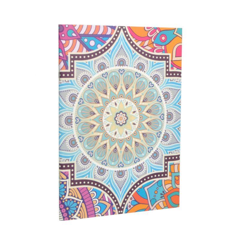 Caderno A6 perfumado Índia