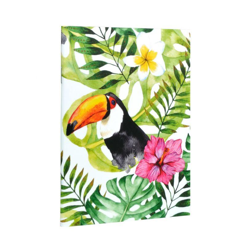 Caderno A6 perfumado Brasil