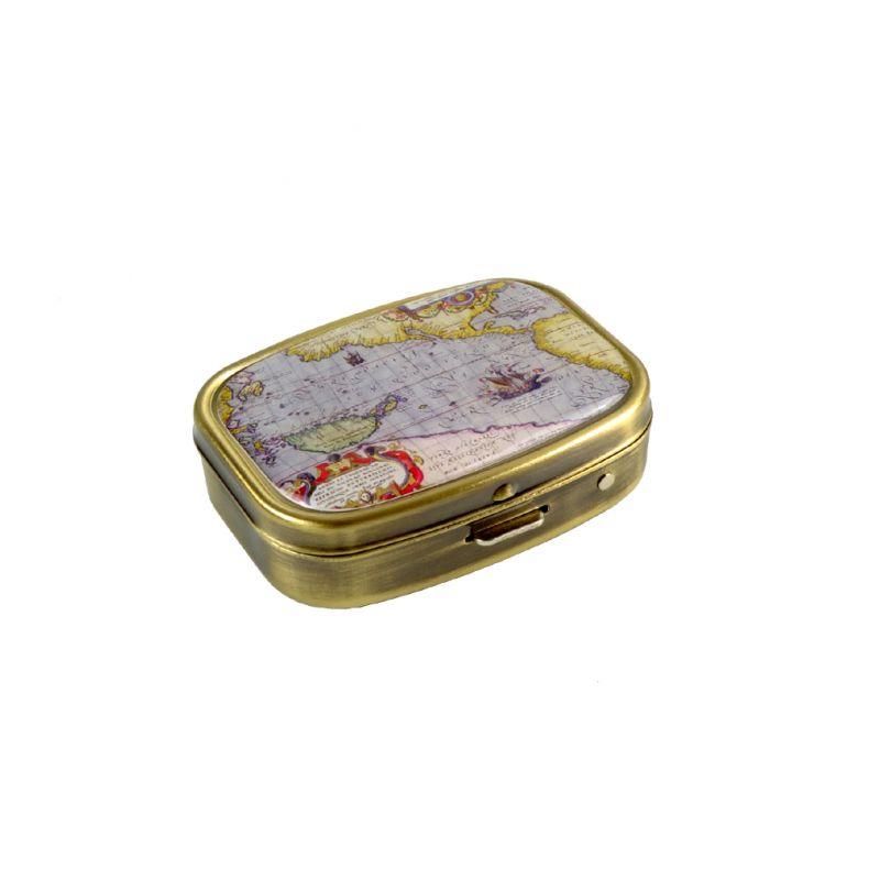 Caixa de Comprimidos Maris Pacifici