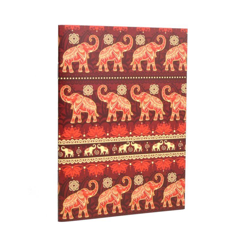 Caderno A6 perfumado Goa