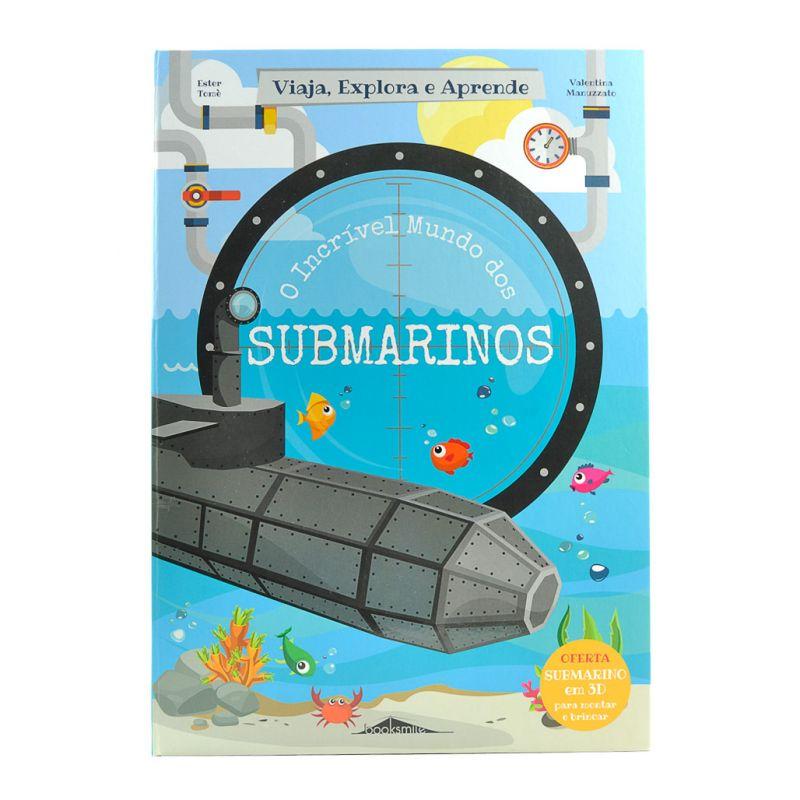 O Incrivel Mundo dos Submarinos