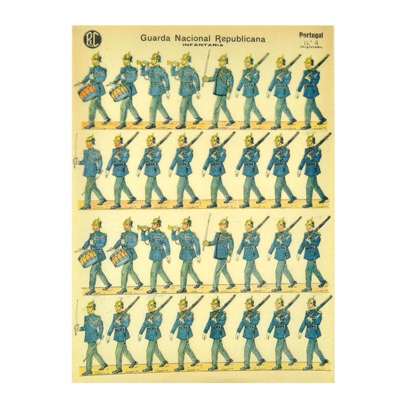 Guarda Nacional Republicana - Infantaria