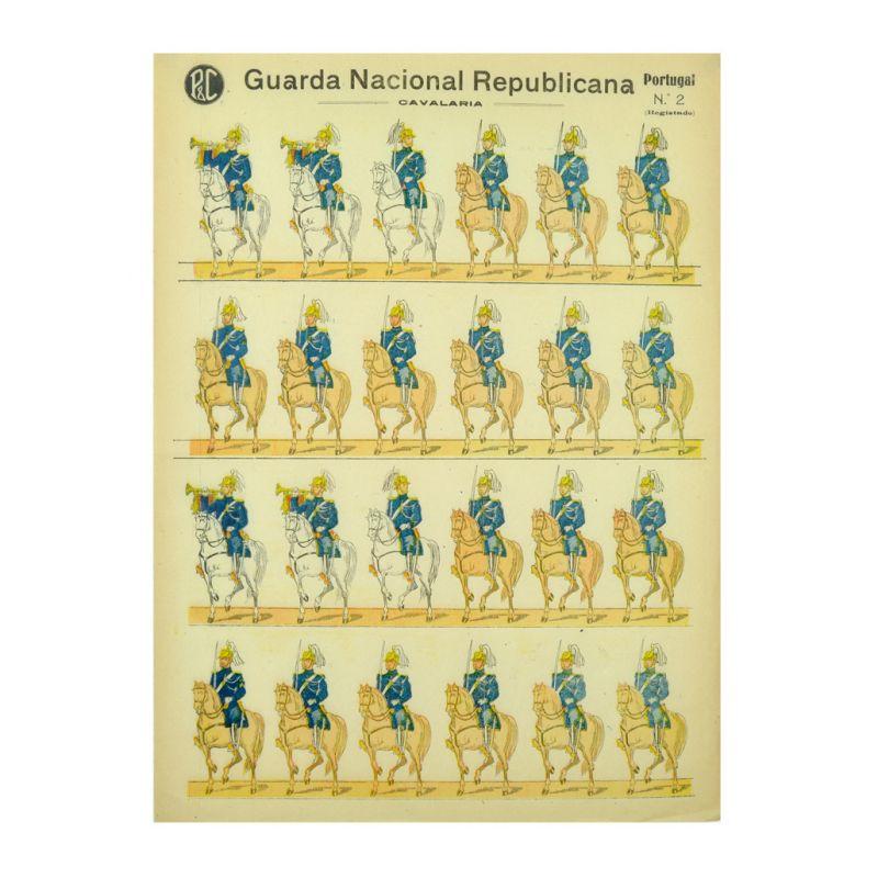Guarda Nacional Republicana - Cavalaria