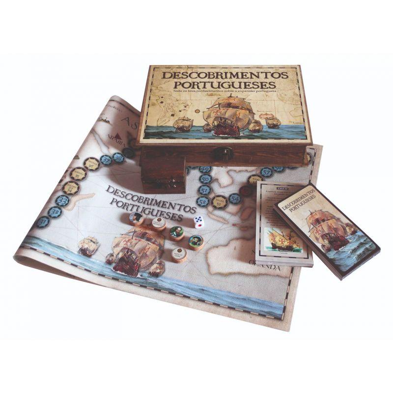 Jogo dos Descobrimentos Portugueses