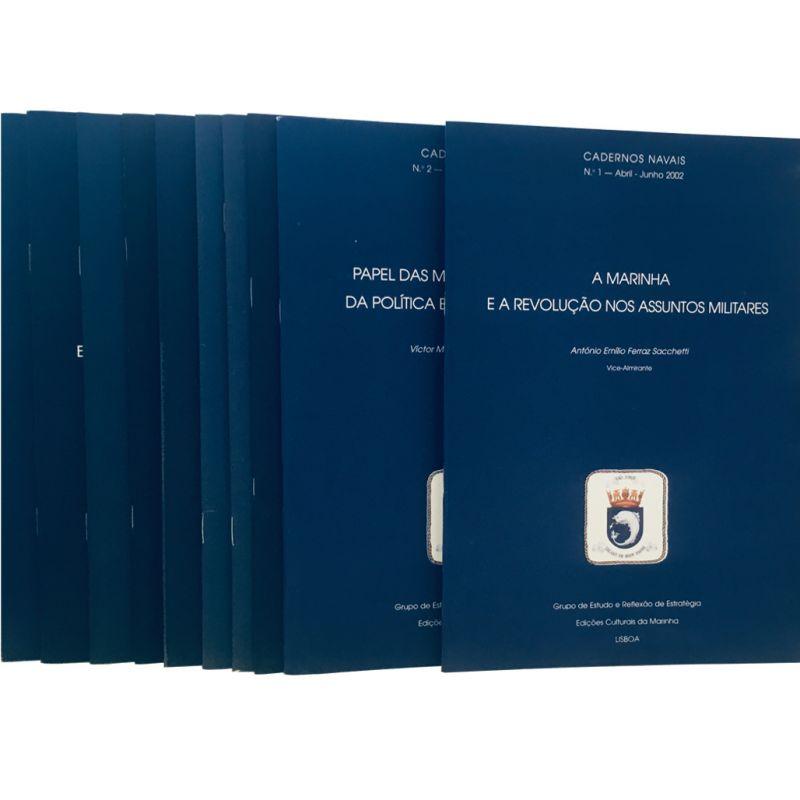 Cadernos Navais