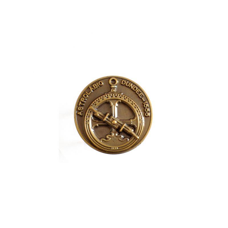 Pin Astrolábio Dundee - 1555