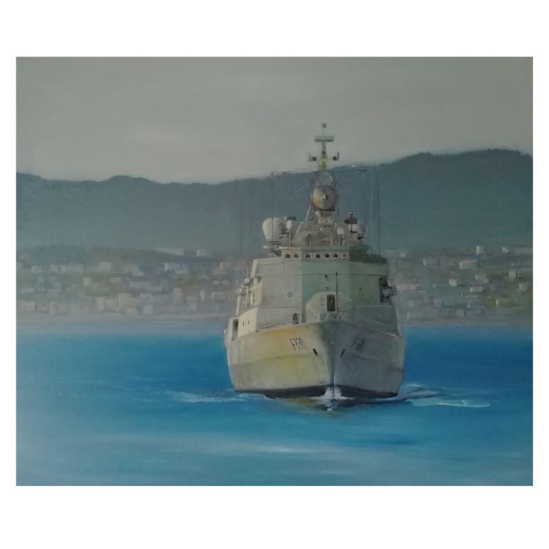 Fragata NRP Vasco da Gama