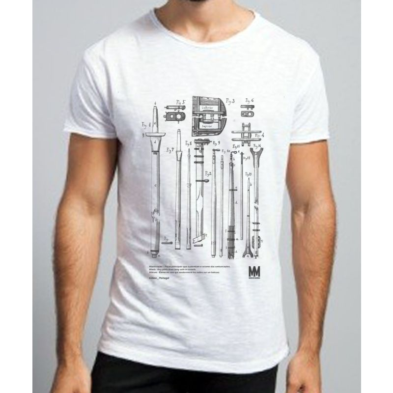 T-shirt Mastros