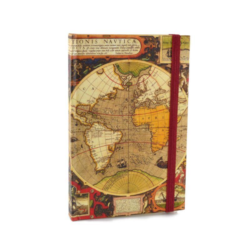 Caderno A5 Francis Drake