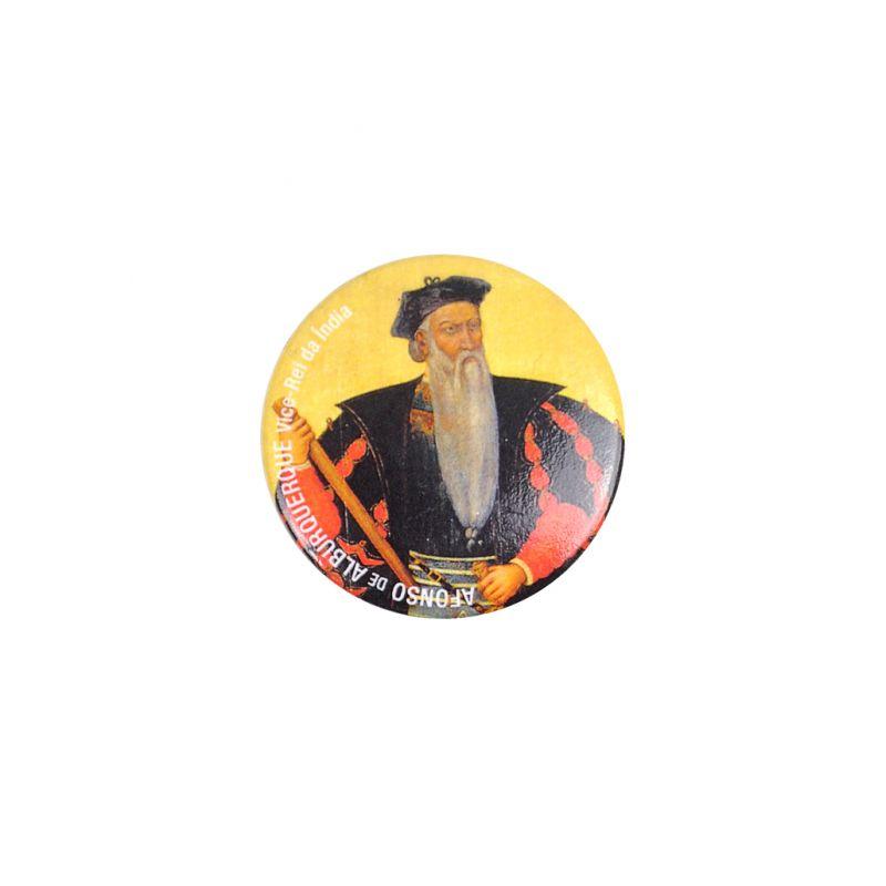 Magnético Afonso de Albuquerque, Vice-rei da Índia