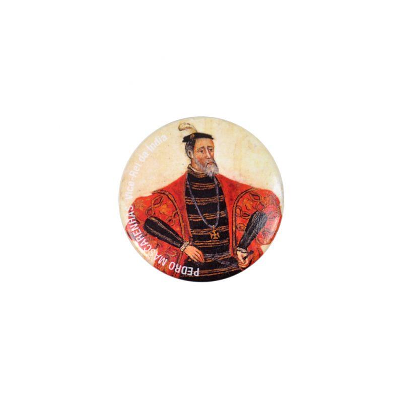 Magnético Pedro Mascarenhas, Vice-rei da Índia