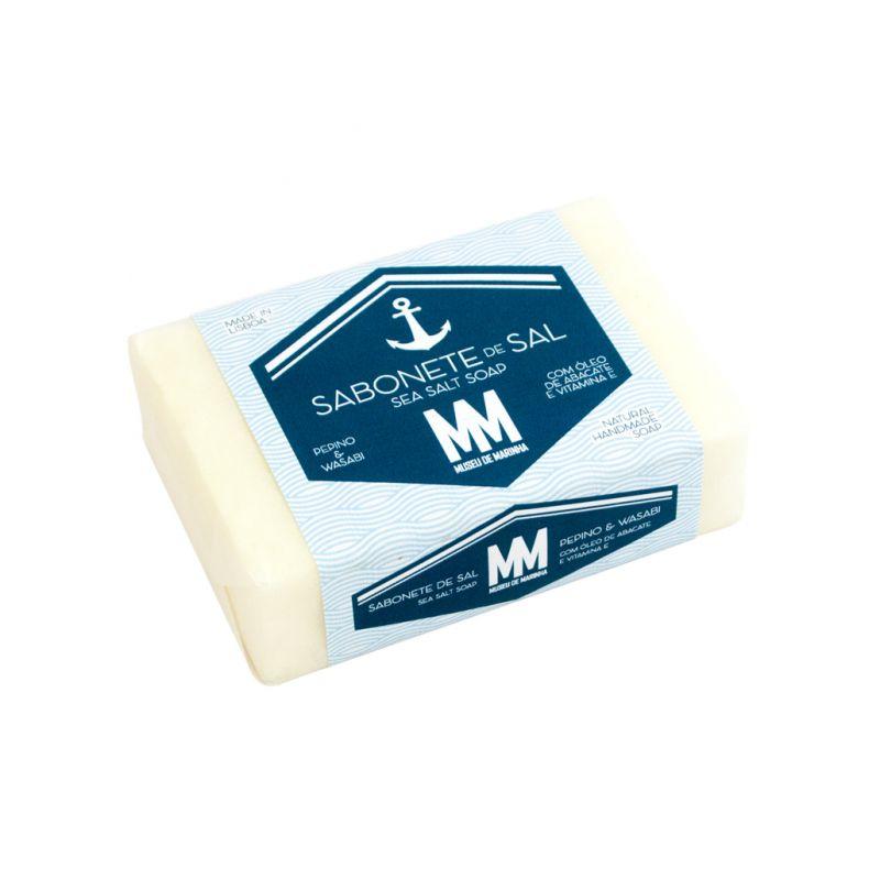 Sabonete Artesanal de Sal