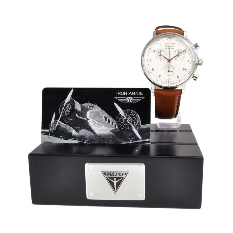 Relógio Iron Annie Bauhaus