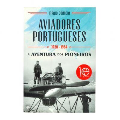 Os Aviadores Portugueses - 1920-1934