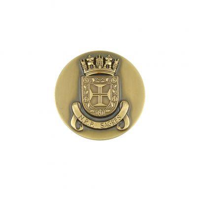 Medalha Brasão N.R.P. Sagres