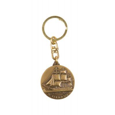 Porta-chaves Fragata D. Fernando II e Glória