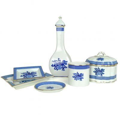 Coleção de porcelanas «Brasão Vasco da Gama»
